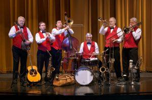 Barbary Coast Dixieland Show Band