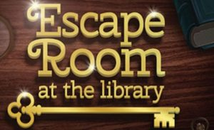 Teen Escape Room! at Stillwater