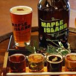 Bike Happy Hour at Maple Island Brewing