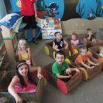Toddler & Preschool Drive-In Movie