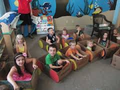 Toddler & Preschool Drive-In Movie