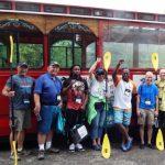 Herons and History Kayak Tours