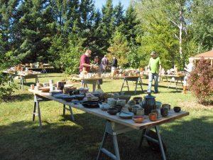 Guillermo Cuellar & Friends Fall Pottery Sale