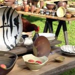 Peter Jadoonath Backyard Pottery Sale