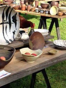 Peter Jadoonath Backyard Pottery Sale