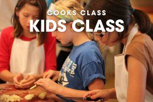 Kids Cook: Pasta Workshop