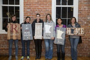 Custom Wood Sign Workshop