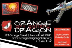 Orange Dragon Art Gallery