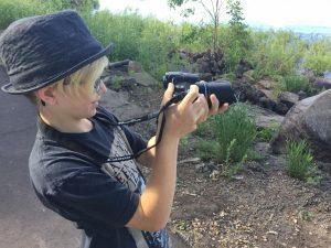 Junior Ranger Artist Camp: Ages 9-12