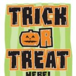 CANCELLED: Trick or Treating on Main Street
