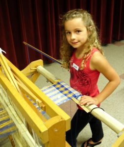 Wonders of Weaving: Ages 7-16