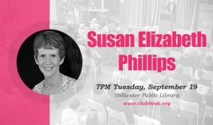 Club Book with Susan Elizabeth Phillips