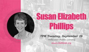Club Book with Susan Elizabeth Phillips
