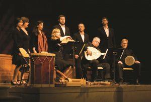 Land of Three Faiths | The Rose Ensemble
