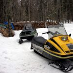"Stillwater Snowmobile Club's 5th Annual ""The Older The Better"" Vintage Snowmobile Event"