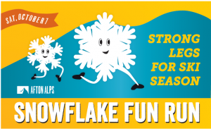 Snowflake Fun Run 5K