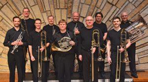 Compass Rose Brass Ensemble - Live from Stillwater!