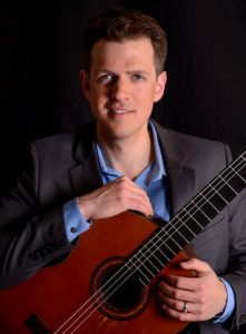 Jim Falbo Classical Guitar Performance