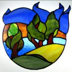 Stained Glass Design - Tiffany Style, Ages 15+