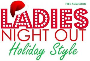 Ladies Night Out on Main Street - Nov. 9