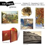 The Galleries at The Phipps, October 27-December 3...