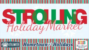 Strolling Holiday Market