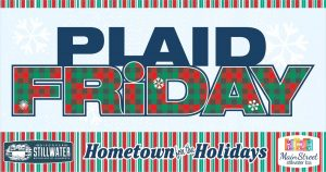 Downtown Doorbusters (Black Friday/Plaid Friday)