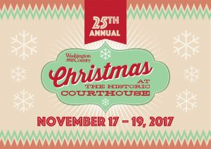 26th Annual Christmas at the Courthouse Holiday Bazaar