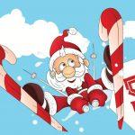 Ski with Santa at Afton Alps!