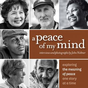 A Peace of My Mind: An Interactive Art Exhibit