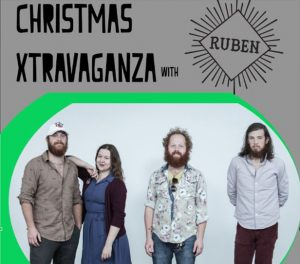 Christmas Xtravaganza with Ruben