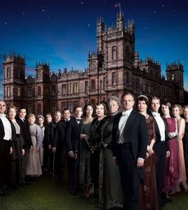 Downton Abbey Christmas Dinner