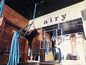 Kid's Class: Aerial Silk Circus!