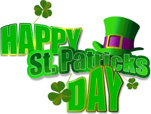 Image result for st patricks day logo