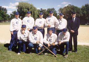CANCELLED: St. Croix Vintage Baseball Exhibition