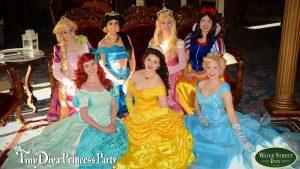 Water Street Inn Enchanted Princess Tea Party