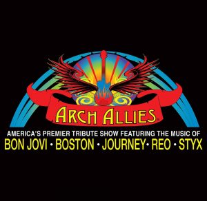 Arch Allies Tribute Performance