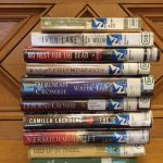 Moving Target Mystery Book Club