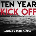 Ten Year Kick Off At Lift Bridge Brewery