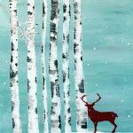 """Paint Sip Nosh at the Water Street Inn - """"Winter D..."""