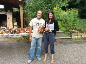 On Wheels: Pots by Guillermo and Alana Cuellar