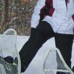 Adult Moonlight Snowshoe Hike