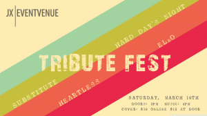 JX Tribute Fest