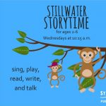 Storytime for ages 2-6