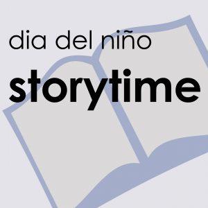 Dia del Niño Storytime