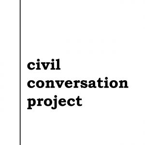 Civil Conversations Project at the Watershed Cafe