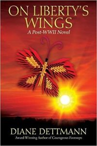 Local Author Diane Dettmann Book Signing: On Liberty's Wings