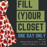 Fill (Y)Our Closet at Valley Outreach