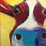 Painting and a Pint at the Freight House - Mooove Over