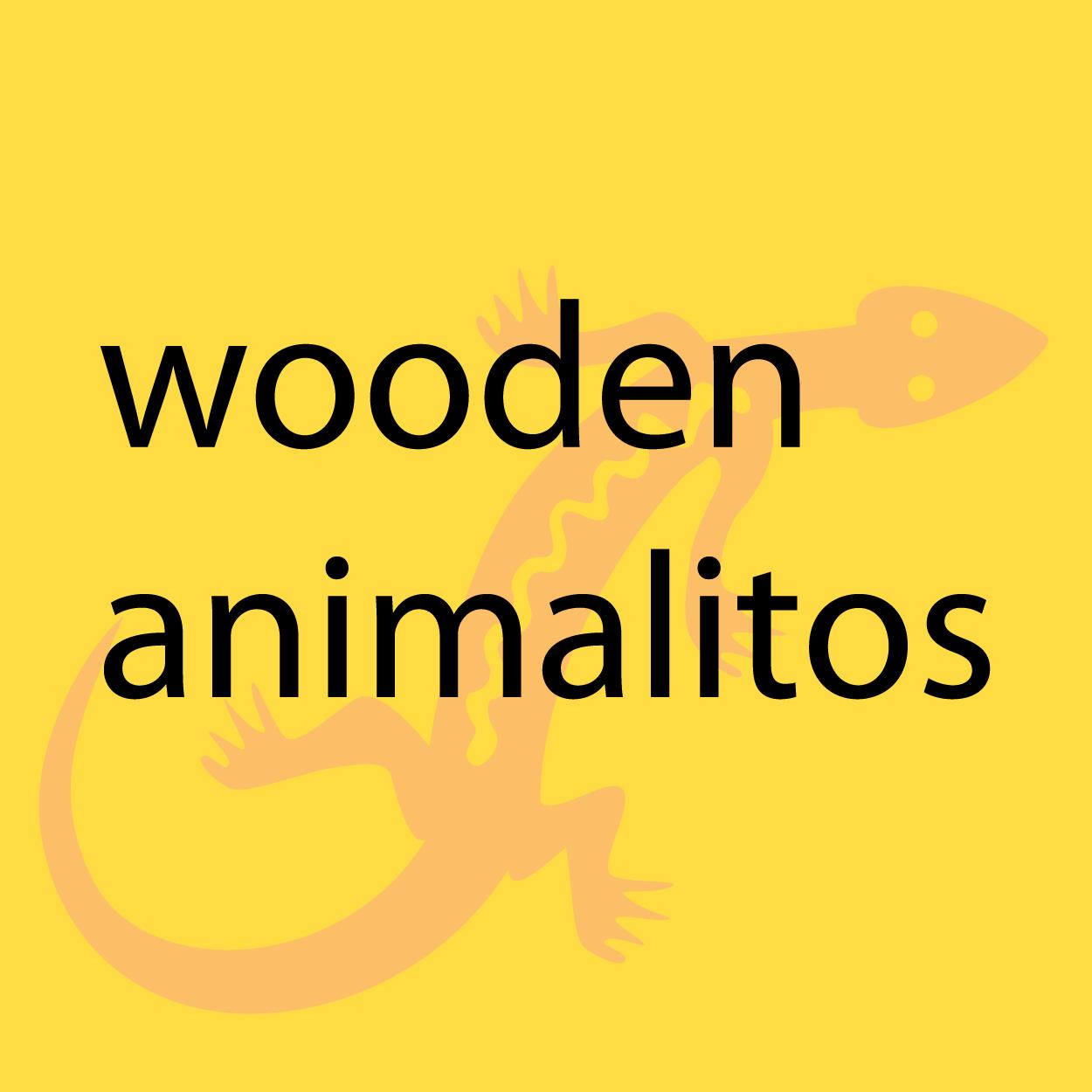 Art Reach Calendar : Dia del niño wood animalitos presented by pleasant hill